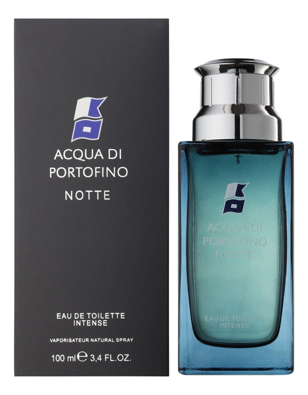 Купить Notte: туалетная вода 100мл, Acqua Di Portofino