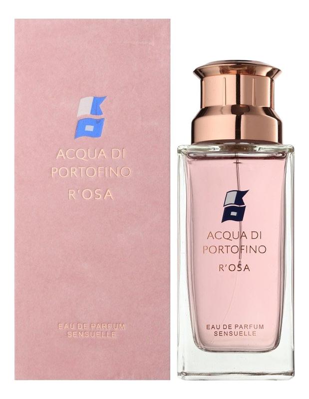 Фото - R`Osa Eau de Parfum Sensuelle: парфюмерная вода 100мл love story eau sensuelle парфюмерная вода 75мл