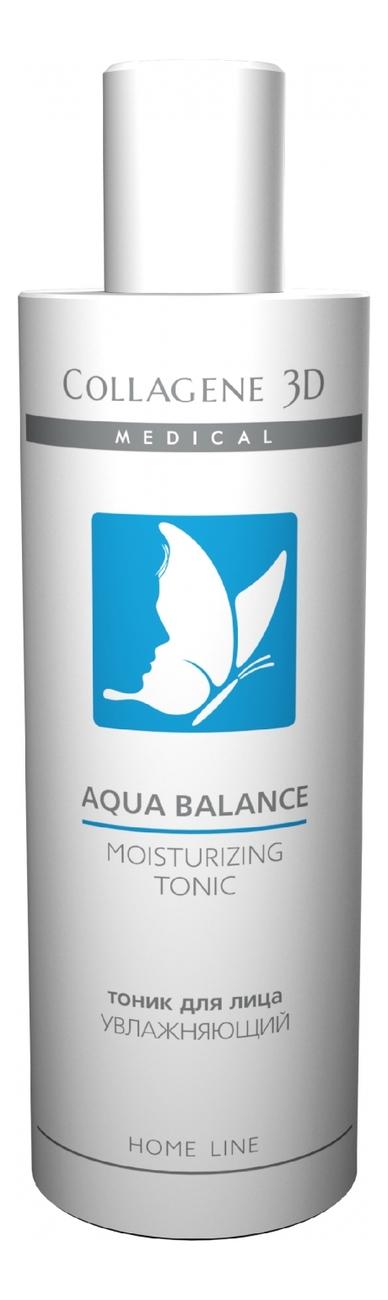 Тоник для лица увлажняющий Aqua Balance Moisturizing Tonic Home Line 250мл недорого