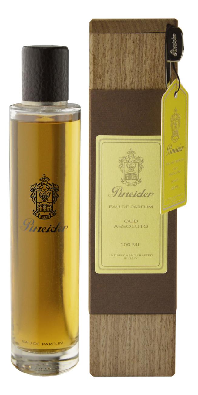 Купить Oud Assoluto: парфюмерная вода 100мл, Pineider