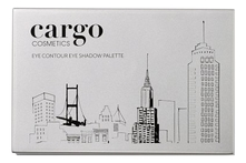 Cargo Cosmetics Палетка теней для глаз Eye Contour Eye Shadow Palette 10г