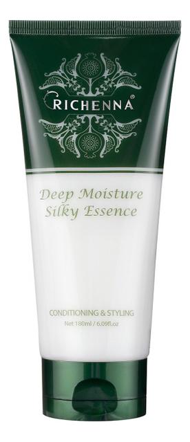 Купить Эссенция для волос глубоко увлажняющая Conditioning & Styling Deep Moisture Silky Essence 180мл, Эссенция для волос глубоко увлажняющая Conditioning & Styling Deep Moisture Silky Essence 180мл, Richenna
