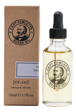 Captain Fawcett Масло для бороды Private Stock Beard Oil