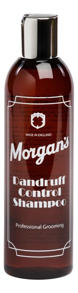 Купить Шампунь для волос против перхоти Dandruff Control Shampoo 250мл, Morgan's Pomade