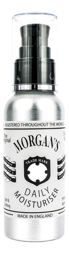 Купить Увлажняющий крем для лица Daily Moisturiser 100мл, Morgan's Pomade