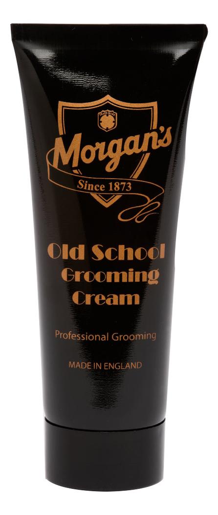 Купить Крем для укладки волос Old School Grooming Cream 100мл, Morgan's Pomade