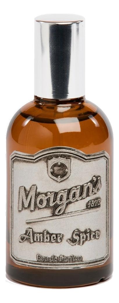 Morgan's Pomade Amber Spice Eau de Parfum: парфюмерная вода 50мл