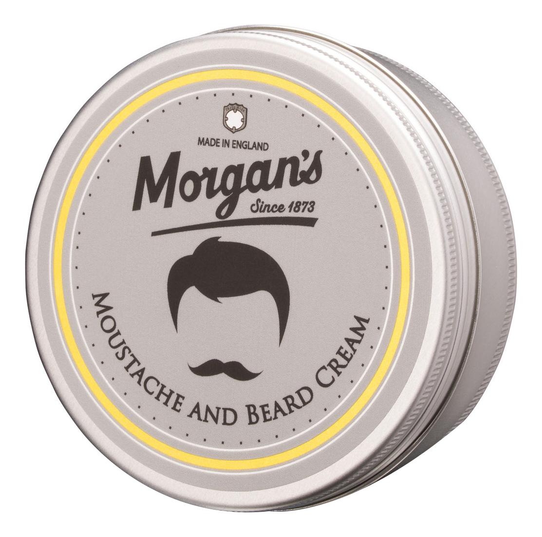Крем для усов и бороды Moustache And Beard Cream 75мл крем для усов и бороды moustache and beard cream 75мл