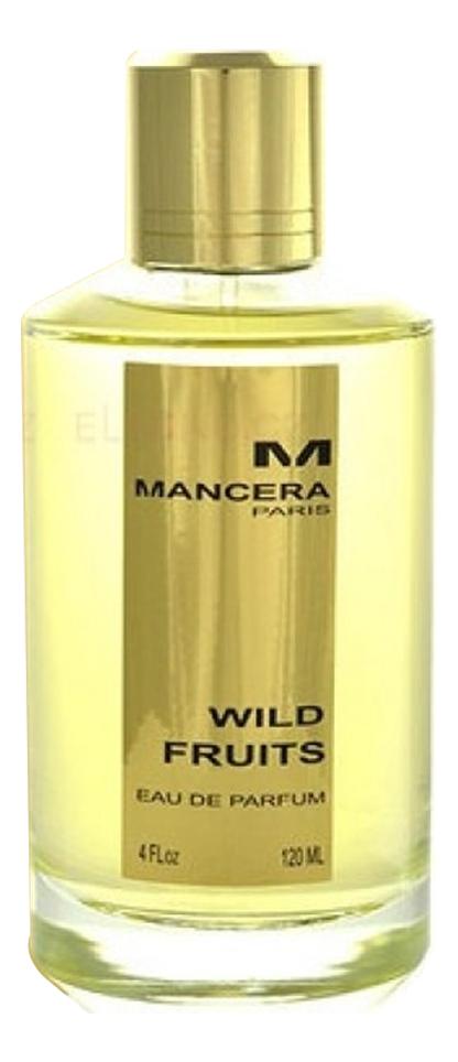 Mancera Wild Fruits: парфюмерная вода 8мл
