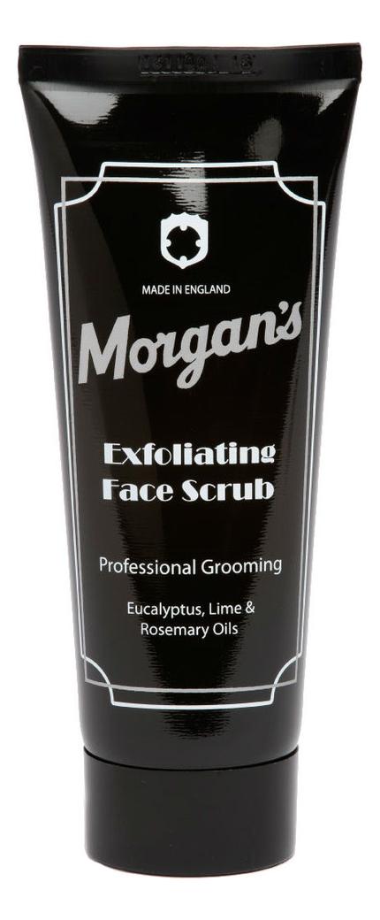Купить Очищающий скраб для лица Exfoliating Face Scrub 100мл, Morgan's Pomade