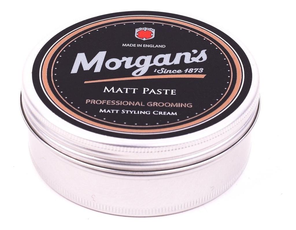 Матовая паста для укладки волос Matt Paste: Паста 75мл матовая паста для укладки волос be style matte shaper paste 100мл