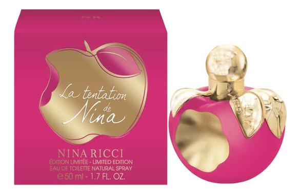 Купить Nina Ricci La Tentation de Nina: туалетная вода 50мл