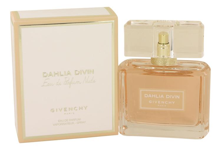 Givenchy Dahlia Divin Nude Eau de Parfum: парфюмерная вода 50мл