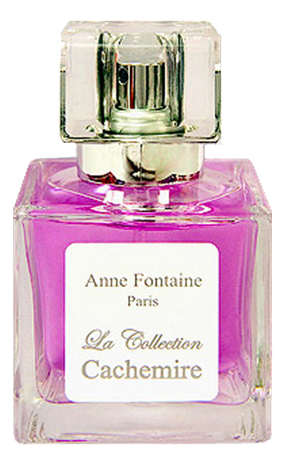 Anne Fontaine La Collection Cachemire : парфюмерная вода 100мл traditional à la claire fontaine