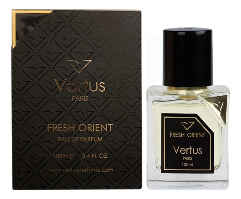 Купить Fresh Orient: парфюмерная вода 100мл, Vertus