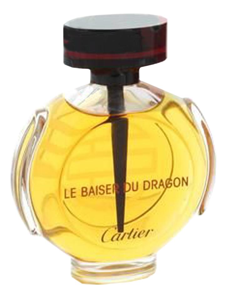 цена Cartier Le Baiser Du Dragon: духи 30мл онлайн в 2017 году
