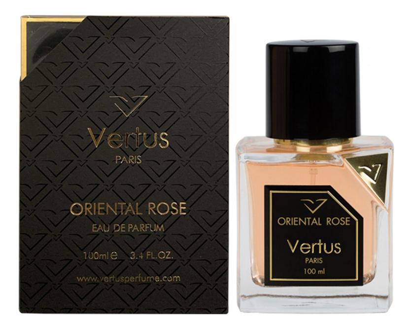 Vertus Oriental Rose: парфюмерная вода 100мл недорого