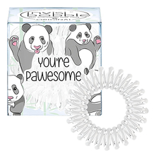 Invisibobble Резинка для волос Original You're Pawesome! (молочная)