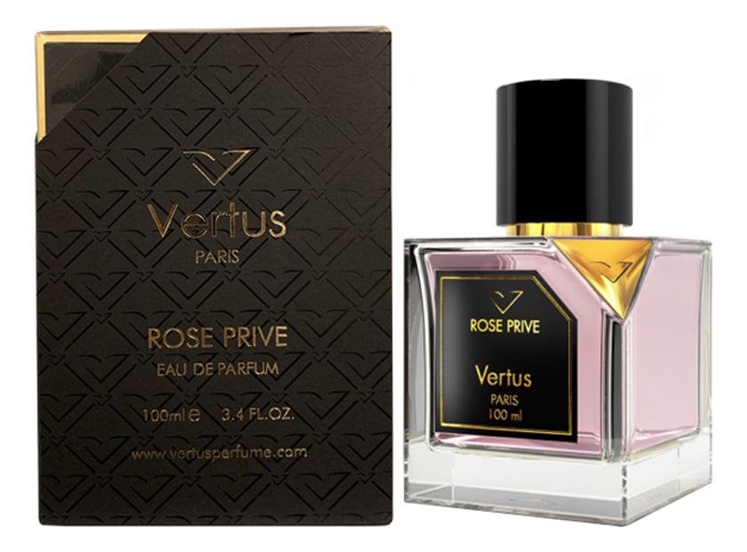 Vertus Rose Prive: парфюмерная вода 100мл недорого