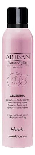 Сухой текстурирующий спрей для волос Artisan Cementina Texturing Dry Spray 250мл