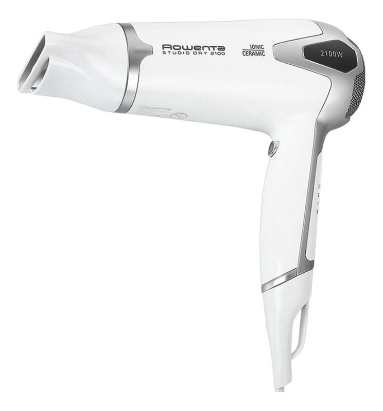 Купить Фен для волос Studio Dry 2100W CV5330F0, Rowenta