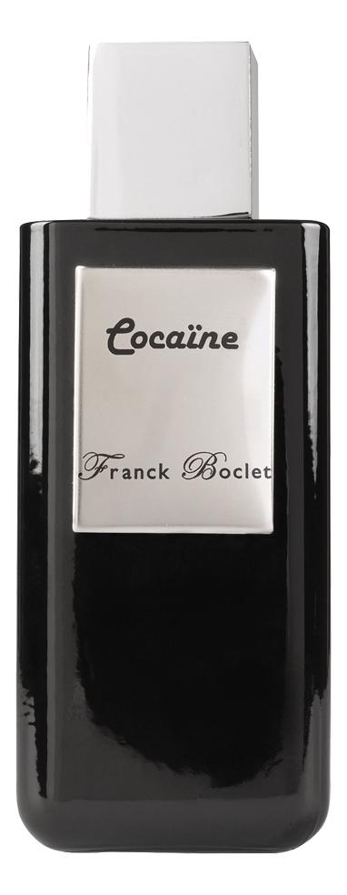 Franck Boclet Cocaine: духи 100мл тестер franck boclet oud туалетные духи тестер 100 мл