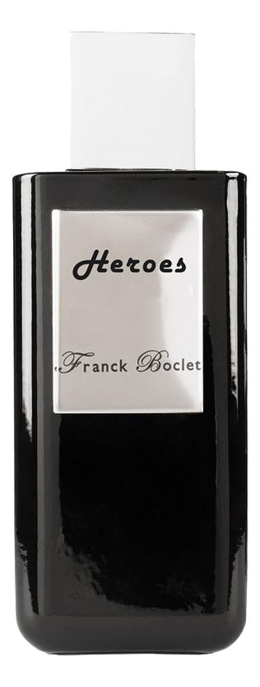 Franck Boclet Heroes: духи 100мл тестер