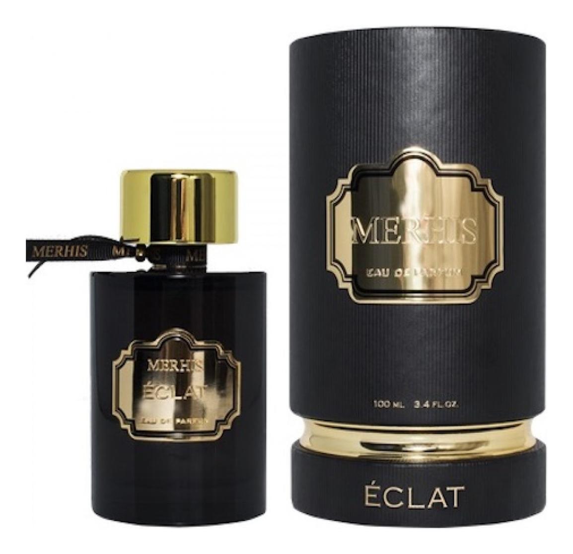 Merhis Perfumes Eclat: парфюмерная вода 100мл yzy perfumes setai men туалетная вода 100мл