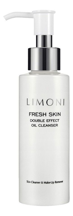 Гидрофильное масло Fresh Skin Double Effect Oil Cleanser 120мл