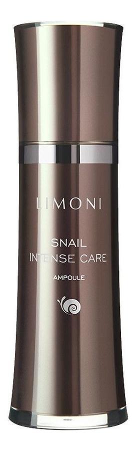Купить Интенсивная сыворотка для лица с экстрактом секреции улитки Snail Intense Care Ampoule 30мл, Limoni