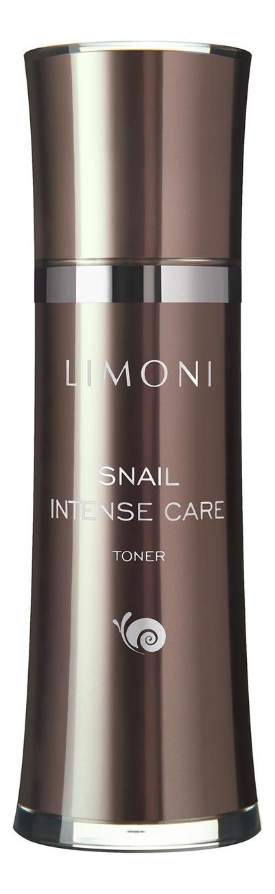 Купить Интенсивный тонер для лица с экстрактом секреции улитки Snail Intense Care Toner 100мл, Limoni