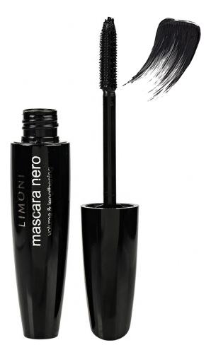 Тушь для ресниц Супер объем и удлинение Mascara Nero 10г: 01 Black недорого