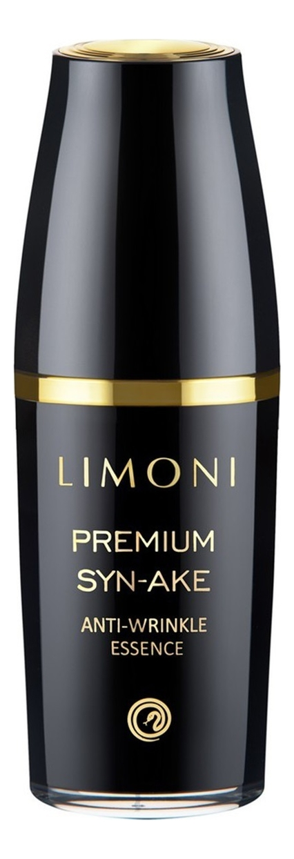 Антивозрастная эссенция для лица со змеиным ядом Premium Syn-Ake Anti-Wrinkle Essense 50мл limoni антивозрастной крем для век со змеиным ядом 25 мл limoni syn ake