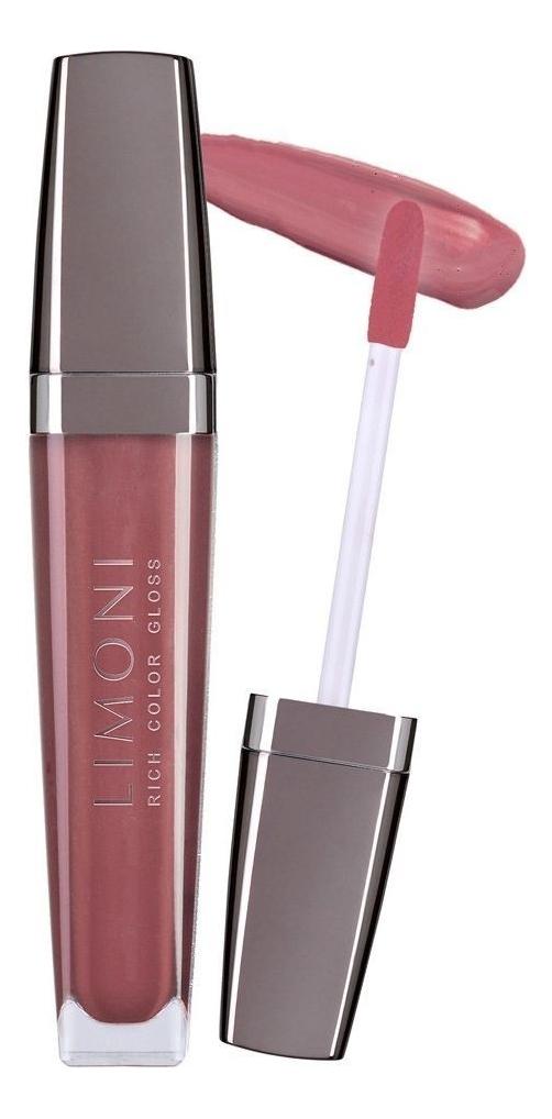 Купить Блеск для губ Rich Color Gloss 7, 5мл: No 104, Limoni