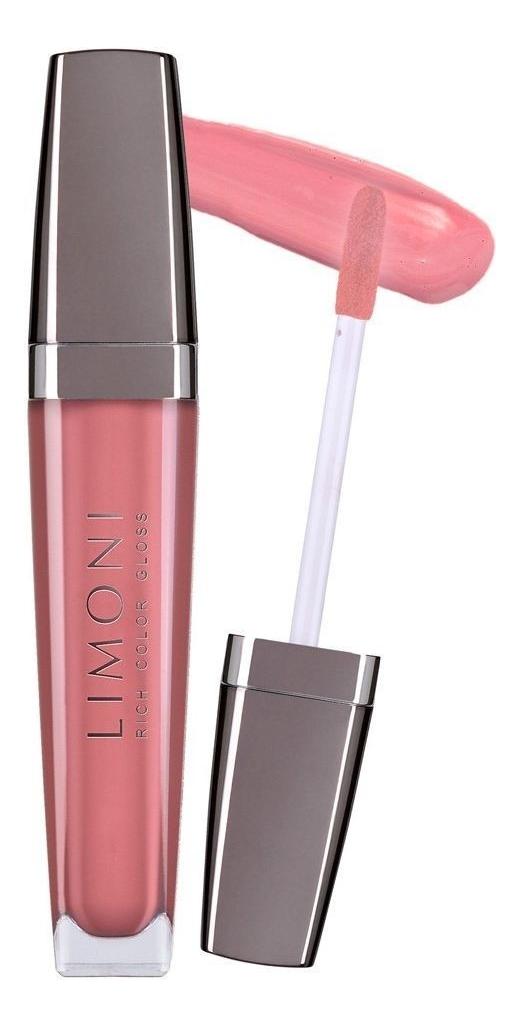 Купить Блеск для губ Rich Color Gloss 7, 5мл: No 106, Limoni