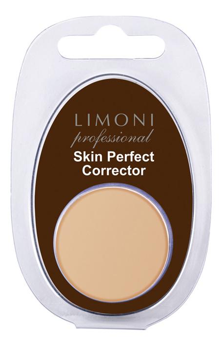 Корректор для лица Skin Perfect Corrector 1,5г: Тон 03 limoni корректор для лица skin perfect corrector оттенок 03