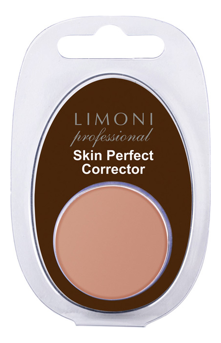 Корректор для лица Skin Perfect Corrector 1,5г: Тон 06 limoni корректор для лица skin perfect corrector оттенок 03