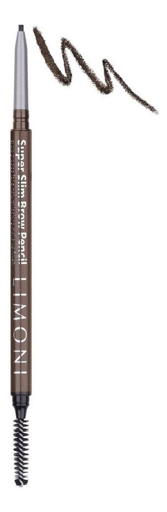 Купить Карандаш для бровей Super Slim Brow Pencil 0, 09г: No 02, Limoni