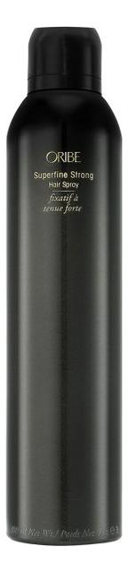 Фото - Лак для волос сверхсильной фиксации Superfine Strong Hair Spray 300мл hair company фиксирующий лак придающий блеск сверхсильной фиксации illuminating extreme spray 500 мл