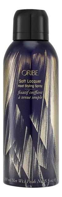 Купить Спрей-лак для термальной укладки Soft Lacquer Heat Styling Spray 200мл, Oribe