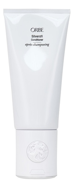 Купить Кондиционер для окрашенных в пепельный и седых волос Silverati Conditioner 200мл, Oribe