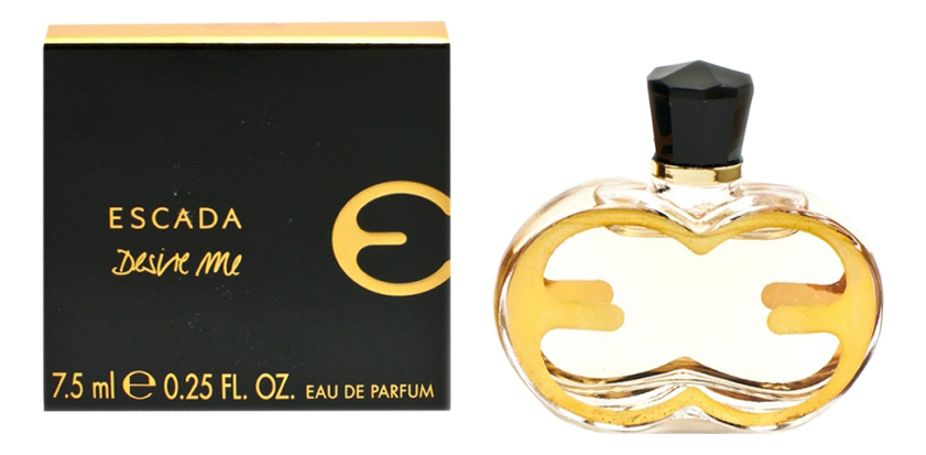 Купить Desire Me: парфюмерная вода 7, 5мл, Escada
