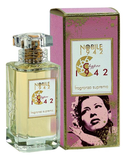 Chypre 1942: парфюмерная вода 75мл muschio nobile парфюмерная вода 75мл