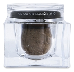 Арома-пилинг для рук, ног и тела Черный шоколад Aroma SPA Peeling Chocolat Noir 250мл: Пилинг 250г пилинг израиль