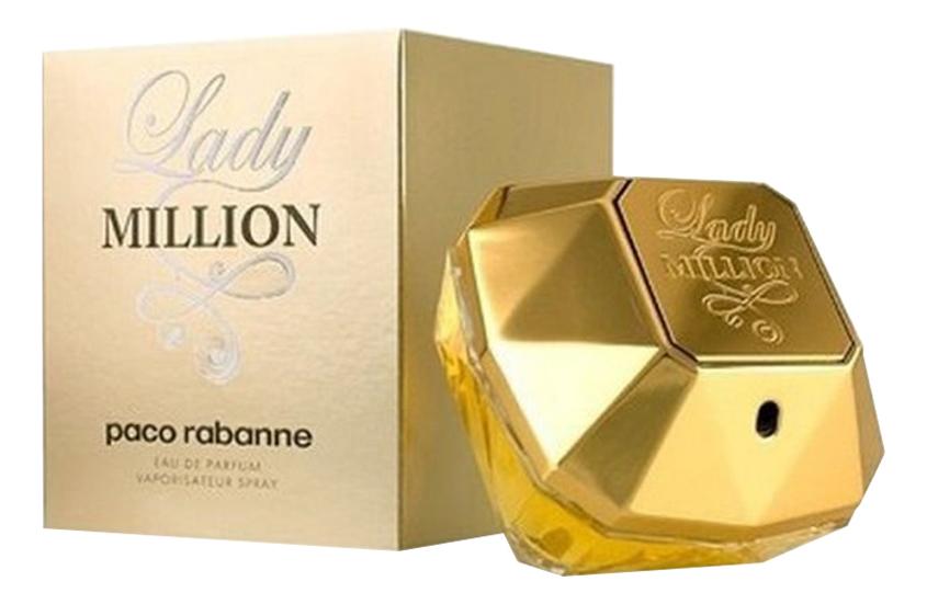 Lady Million: парфюмерная вода 5мл недорого