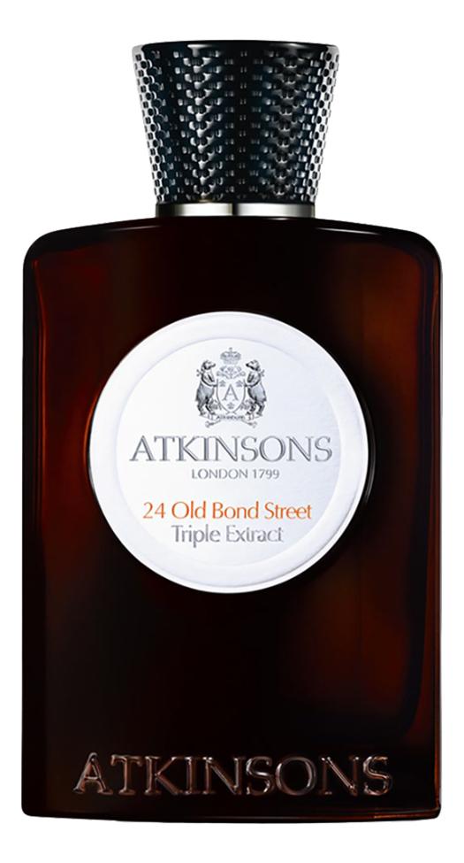 24 Old Bond Street Triple Extract: одеколон 100мл тестер atkinsons of london 24 old bond
