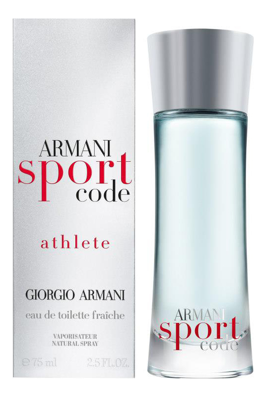 Купить Code Sport Athlete: туалетная вода 75мл, Giorgio Armani