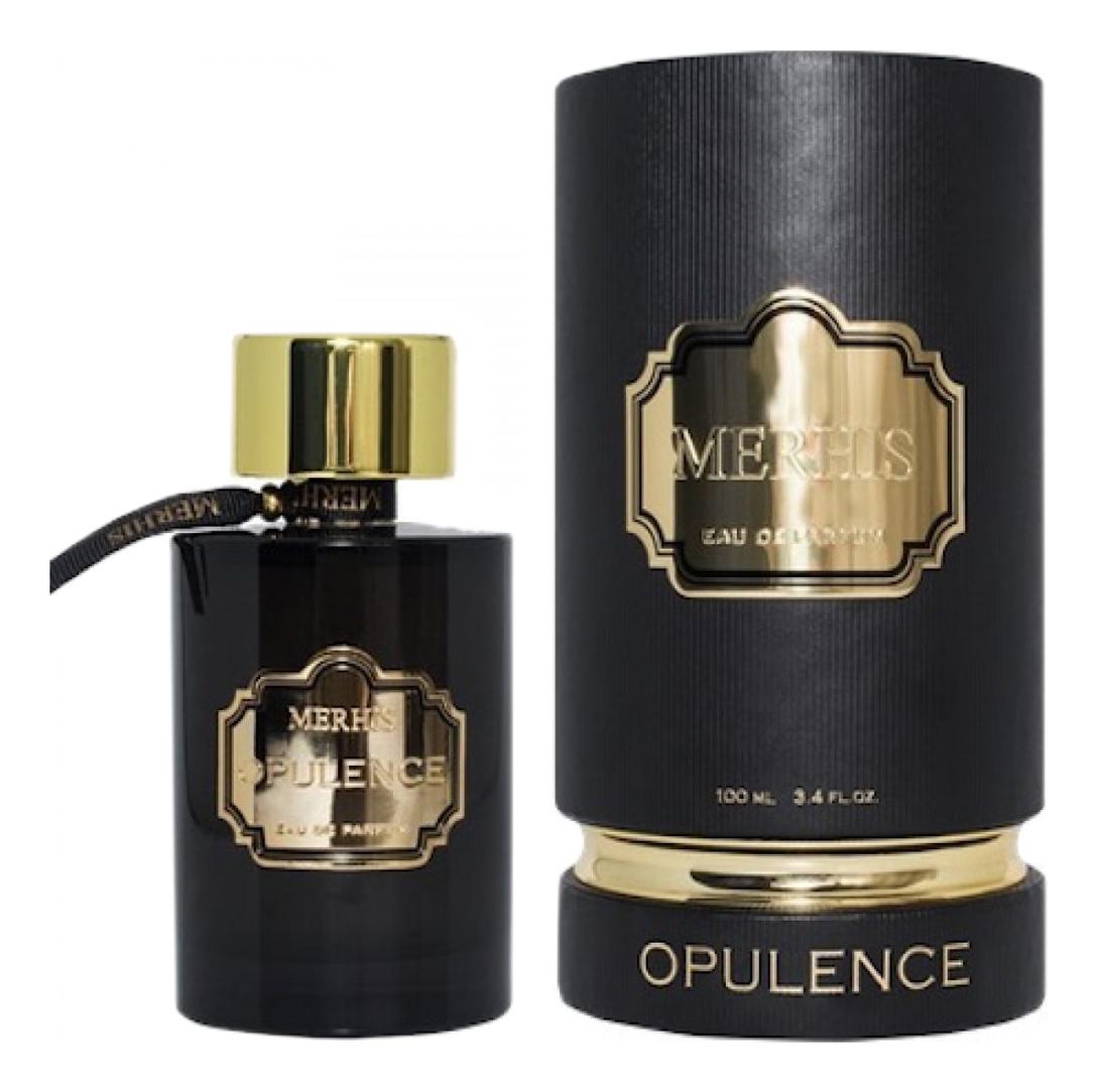 Merhis Perfumes Opulence : парфюмерная вода 100мл yzy perfumes setai men туалетная вода 100мл
