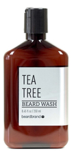 Beardbrand Шампунь для бороды Tea Tree Beard Wash