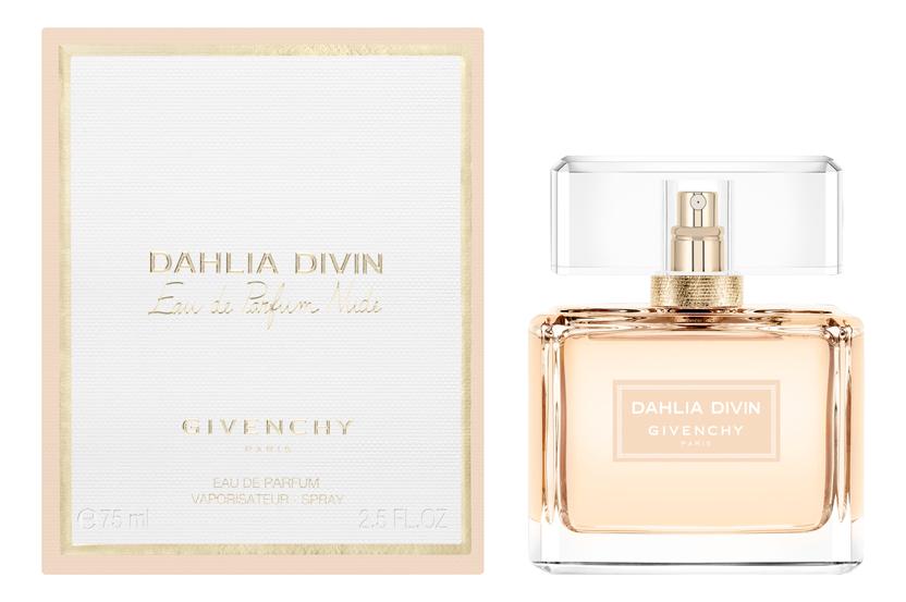 Givenchy Dahlia Divin Nude Eau de Parfum: парфюмерная вода 75мл
